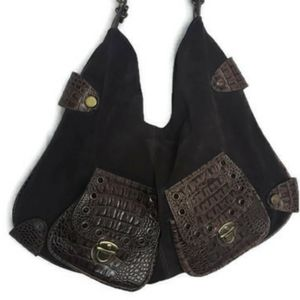 Via Repubblicca Italy Leather Handbag Purse